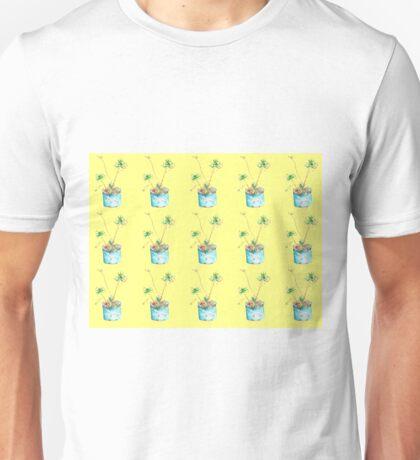 African Flowers Unisex T-Shirt