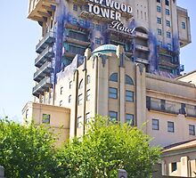 The Tower of Terror (Disneyland Paris) by ThatDisneyLover