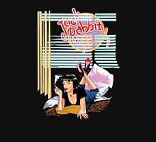 Pulp Fiction - Pink Mia@Jack Rabbits Open Variant Unisex T-Shirt