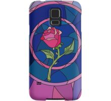 Glass Rose Samsung Galaxy Case/Skin
