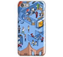 Funny Point of View -Chris Rock iPhone Case/Skin