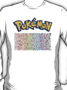 Pokemon Spectrum T-Shirt