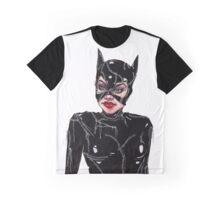 Selina Kyle Graphic T-Shirt