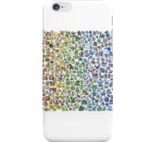 Pokemon Spectrum (simple) iPhone Case/Skin