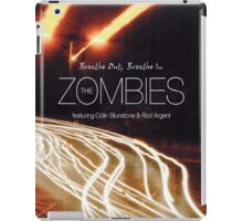THE ZOMBIES SUMMER TOUR 2016 iPad Case/Skin