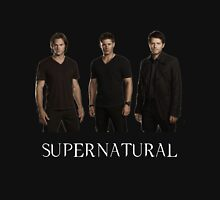 Supernatural - Jared, Jensen & Misha Mens V-Neck T-Shirt