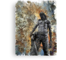 The Ancient Mariner (Dap version) Canvas Print