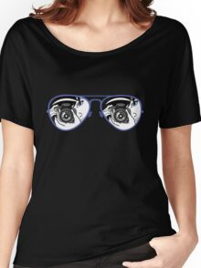 Photographer_Glasses Women's Relaxed Fit T-Shirt