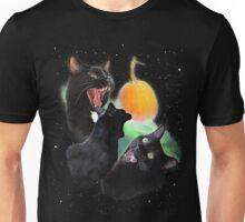 3 Yawning Cats Unisex T-Shirt