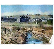 Dartmoor Prison, Devon, UK Poster