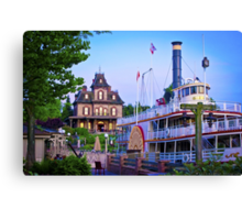 Phantom Manor and the Molly Brown Canvas Print