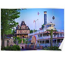 Phantom Manor and the Molly Brown Poster