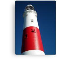 Portland Bill Lighthouse, Dorset, UK Canvas Print