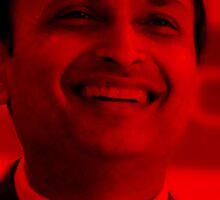 Anil Ambani - Celebrity Sticker