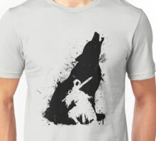 The walker of abyss  Unisex T-Shirt