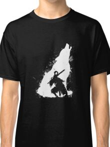 The walker of abyss  Classic T-Shirt