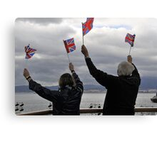 British forever? Canvas Print