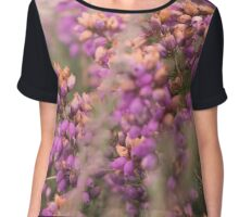 Some Lovely Flowers 1 Chiffon Top