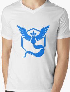 Team Mystic Collection Mens V-Neck T-Shirt