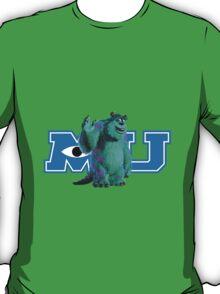 Sully Monsters Inc / University T-Shirt