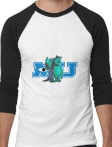 Sully Monsters Inc / University Men's Baseball ¾ T-Shirt