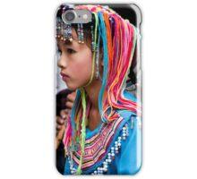 Thai Child iPhone Case/Skin