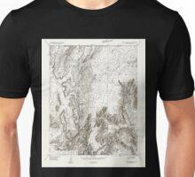 USGS TOPO Map Arizona AZ Short Creek NE 313362 1956 24000 Unisex T-Shirt