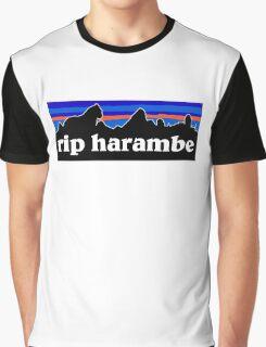 RIP Harambe Patagonia Graphic T-Shirt