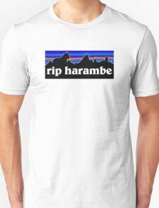 RIP Harambe Patagonia Unisex T-Shirt