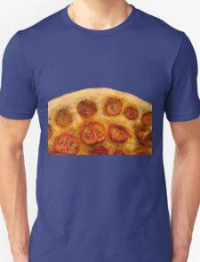 Italian Pizza with fresh Tomatoes Unisex T-Shirt