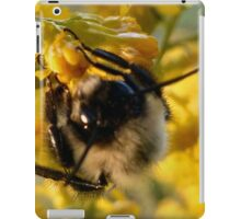 Fuzzy Bee iPad Case/Skin