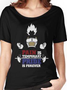 Vegeta Power Women's Relaxed Fit T-Shirt