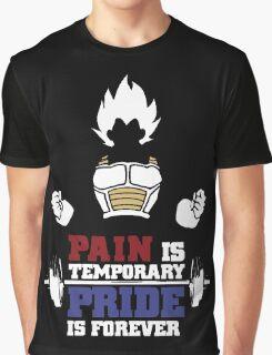 Vegeta Power Graphic T-Shirt