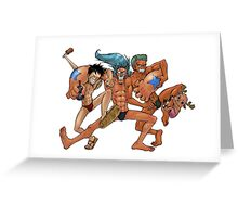 SUPER PARTY Greeting Card