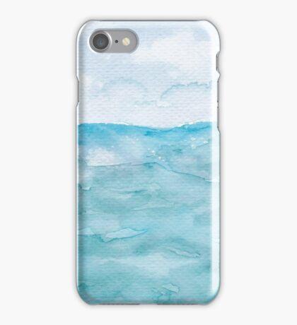 The Taste of Salt on Your Skin iPhone Case/Skin