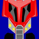 TFA Optimus Prime by autobotchari