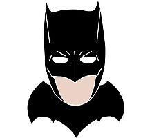 Batman vs Superman Batman Photographic Print