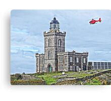 Isle of May Lighthouse  Canvas Print