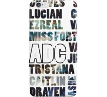 ADC iPhone Case/Skin