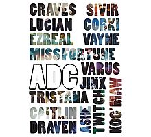 ADC Photographic Print
