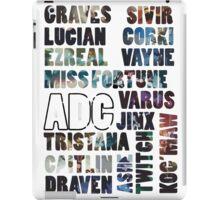 ADC iPad Case/Skin