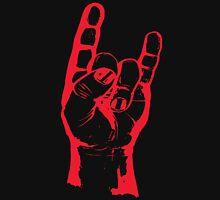 Metal Horns (Large logo) Unisex T-Shirt