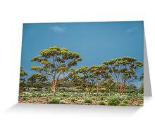Goldfields Gimlets Greeting Card