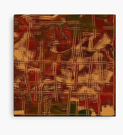 1028 Abstract Thought Canvas Print