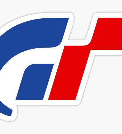 Gran Turismo Logo Sticker
