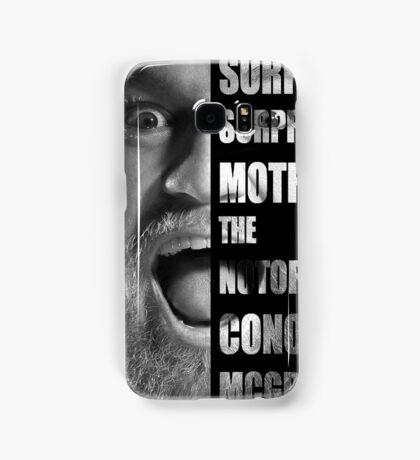 'SURPRISE SURPRISE MOTHERFUCKER' - Conor McGregor  Samsung Galaxy Case/Skin