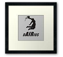 Dairius Framed Print