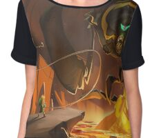 The Wind Waker Chiffon Top