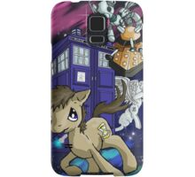 Doctor Whooves Samsung Galaxy Case/Skin