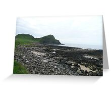 Giant's Causeway- Northern Ireland Greeting Card